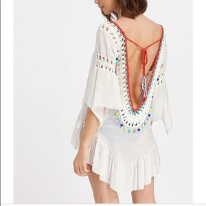 Other - 🎉HOST PICk 4/11/19🎉JUST IN🎉BOHO BEACH COVERUP